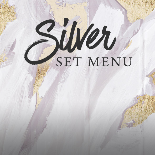 Silver set menu at The Minnow